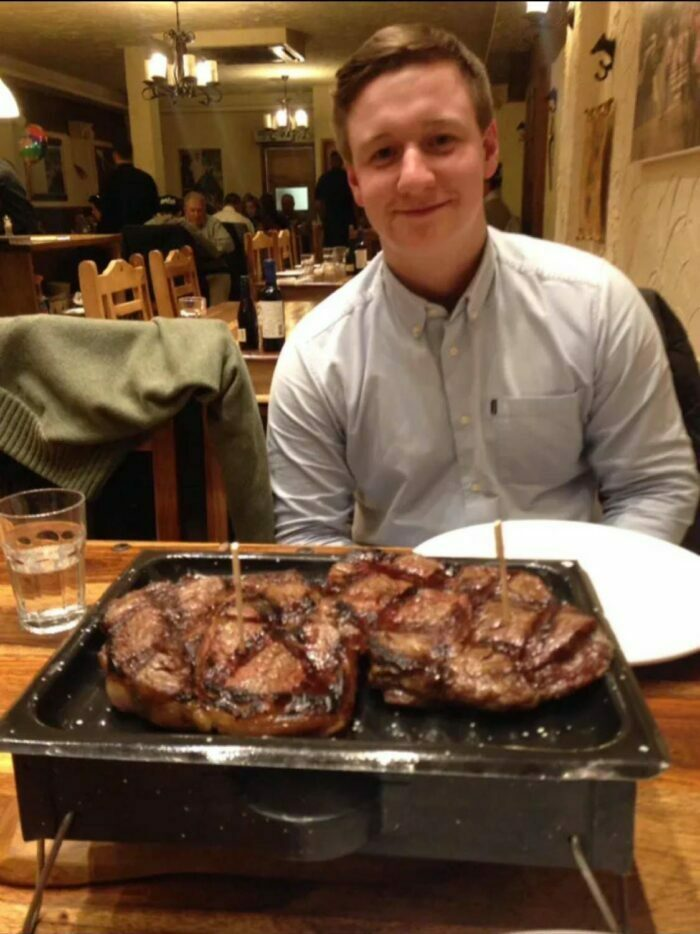 Steak night in St Albans!